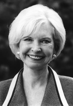 Janet Guthrie as she looks today. (Photo courtesy of Sport Classic Books)