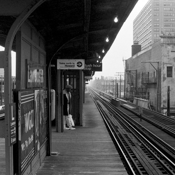 Lawrence Avenue L Station