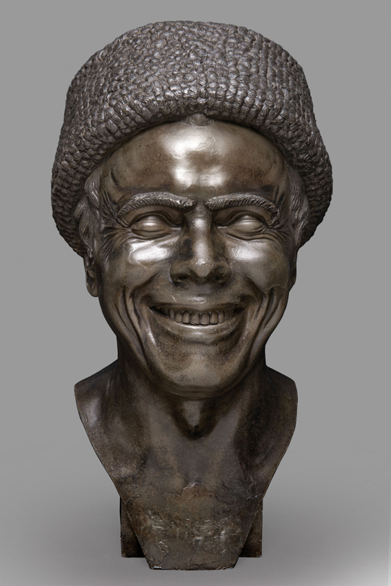 "Franz Xaver Messerschmidt, ""The Artist as He Imagined Himself Laughing"" (1777)"