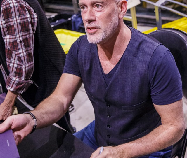 Marc Cohn At Acl Live  2017 Jim Chapin Photography