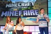 MINEFAIRE Austin: A Minecraft Fan Experience