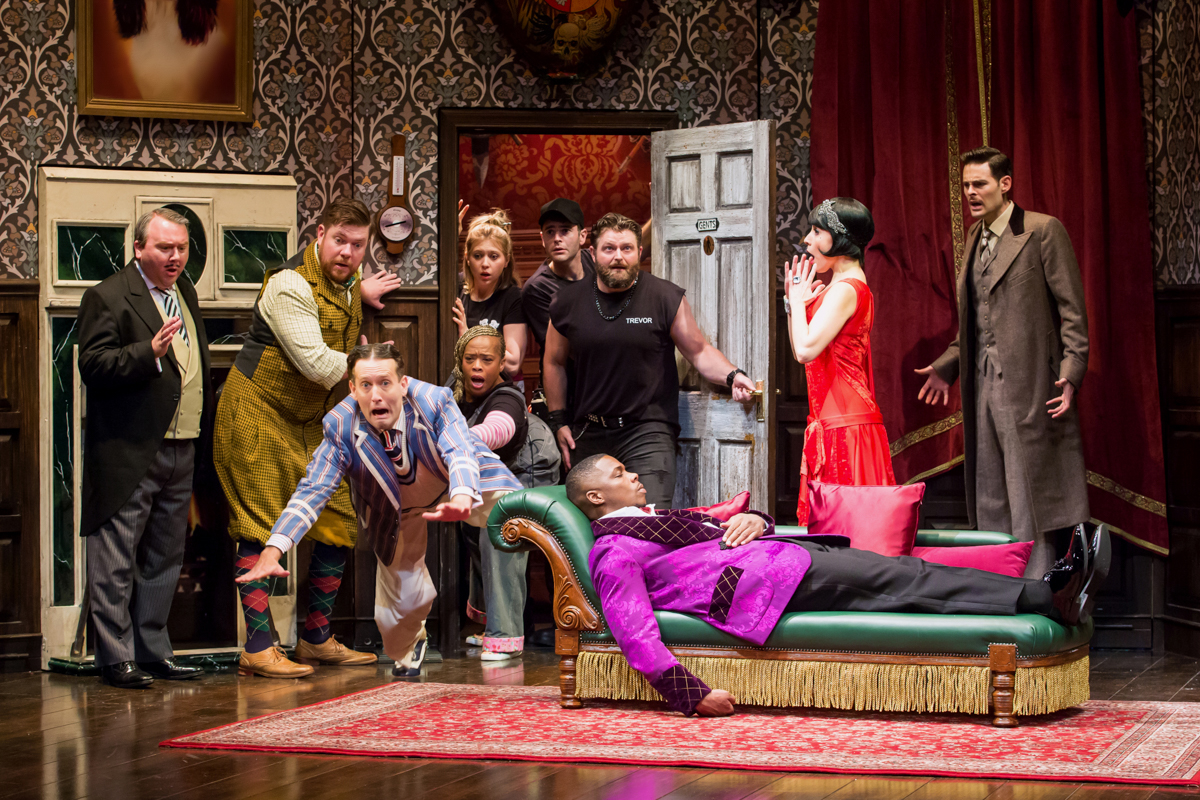 Musical: The Play That Goes Wrong (Austin)
