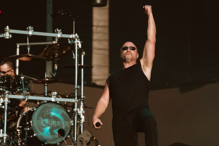 Disturbed at the Austin City Limits Festival 10/13/2018. Photo by Roger Ho. Courtesy ACL Fest/C3 Photo