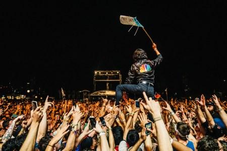 Justice at the Austin City Limits Festival 10/13/2018. Photo by Greg Noire. Courtesy ACL Fest/C3 Photo