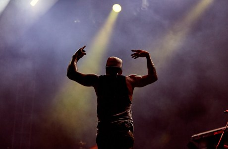 Residente at the Austin City Limits Festival 10/13/2018. Photo by Grant Hodgeon. Courtesy ACL Fest/C3 Photo