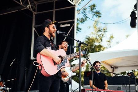 Ruston Kelly at the Austin City Limits Festival 10/13/2018. Photo by Charles Reagan Hackleman. Courtesy ACL Fest/C3 Photo