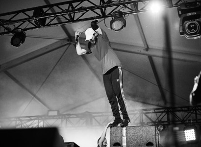 San Holo at the Austin City Limits Festival 10/13/2018. Photo by Grant Hodgeon. Courtesy ACL Fest/C3 Photo
