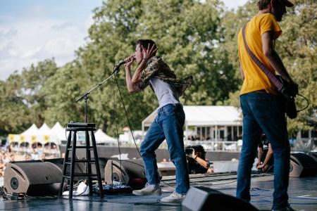 Wallows at the Austin City Limits Festival 10/13/2018. Photo by Sydney Gawlik. Courtesy ACL Fest/C3 Photo