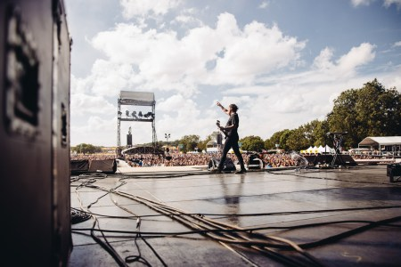 Wombats at the Austin City Limits Festival 10/13/2018. Photo by Sydney Gawlik. Courtesy ACL Fest/C3 Photo