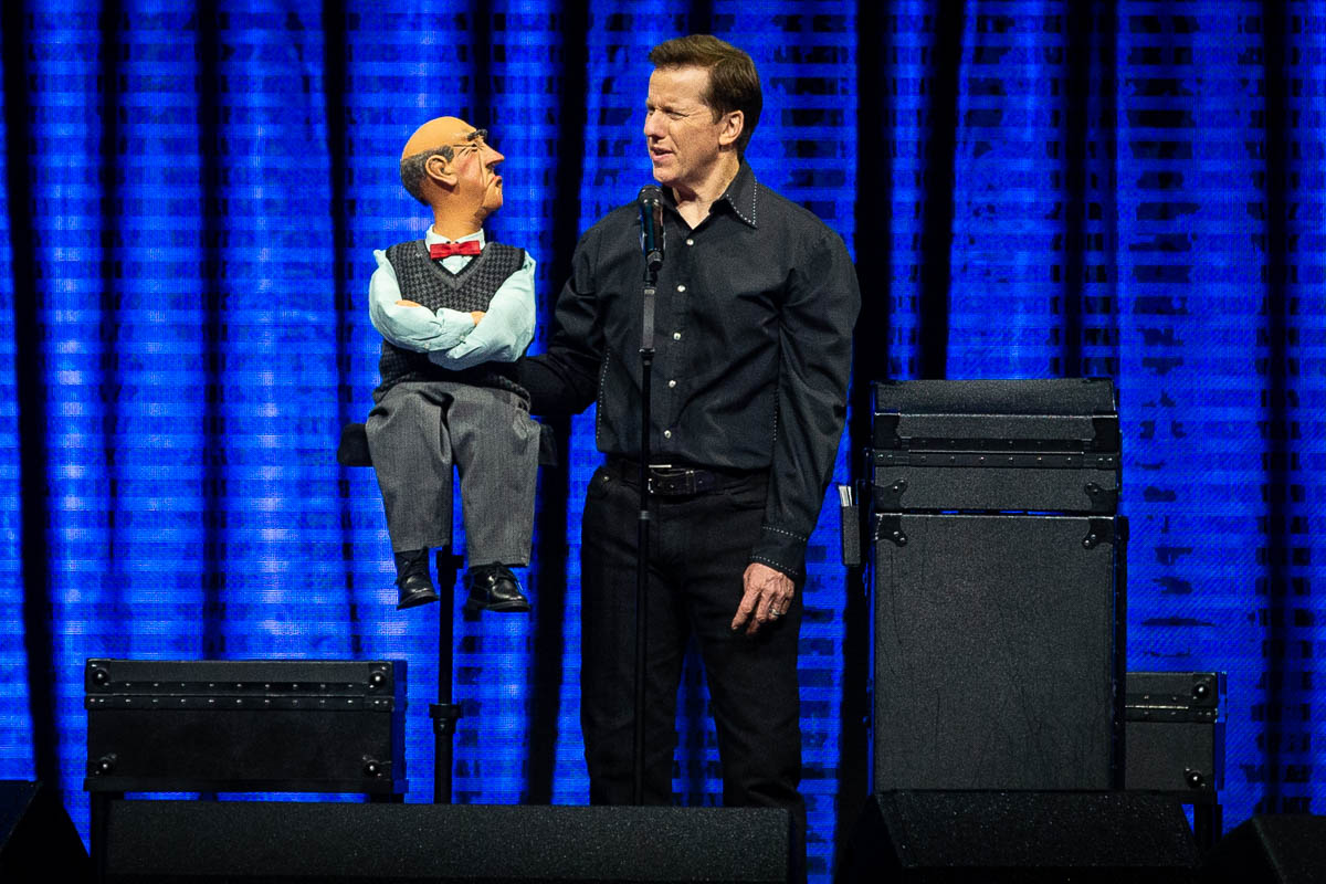 PHOTOS: Jeff Dunham in Austin, TX