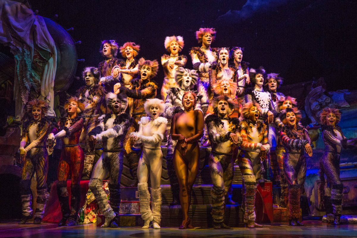 CATS The Musical to premiere in Austin this May!