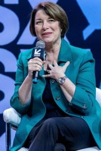 Senator Amy Klobuchar at SXSW 2019, Austin, TX 3/9/2019. © 2019 Jim Chapin Photography