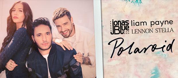 "Jonas Blue Releases 'Polaroid' From Forthcoming Debut Album ""Blue"" ile ilgili görsel sonucu"