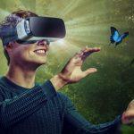 Vr Virtual Reality Travel Mit Der Vr Brille Auf Reisen Gehen