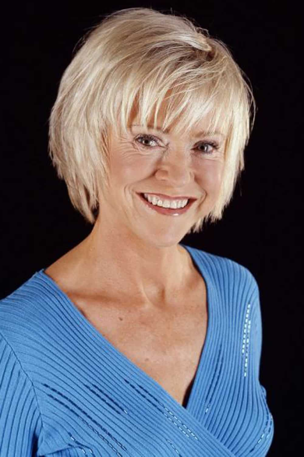 Sue Barker MBE Front Row Speakers