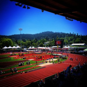 Historic Hayward Field