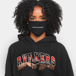 Frontrvnners Move In Silence Mask