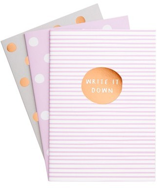 Write It Down - 3-Pack A5 Essential Notepads