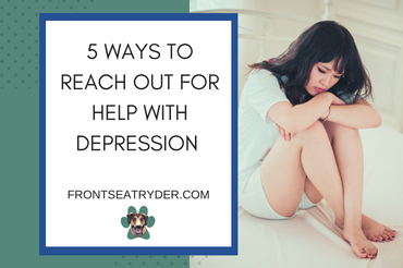 5 Ways to Reach out for Help with Depression