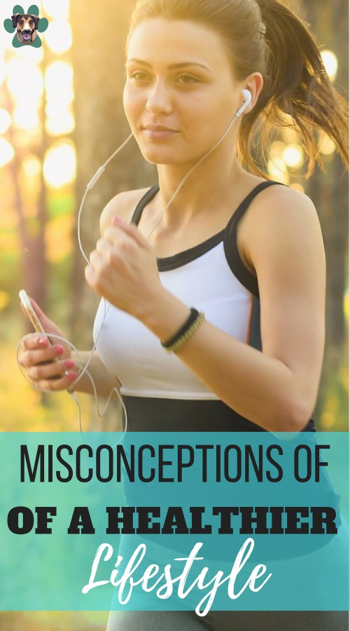 There is not a day that goes by that we don't hear about healthy lifestyles, and how obesity is becoming a big problem. Of course, all of it is true, but I think the headlines can really scare people into thinking a healthier lifestyle is drastic. Here are some common misconceptions of a healthier lifestyle.