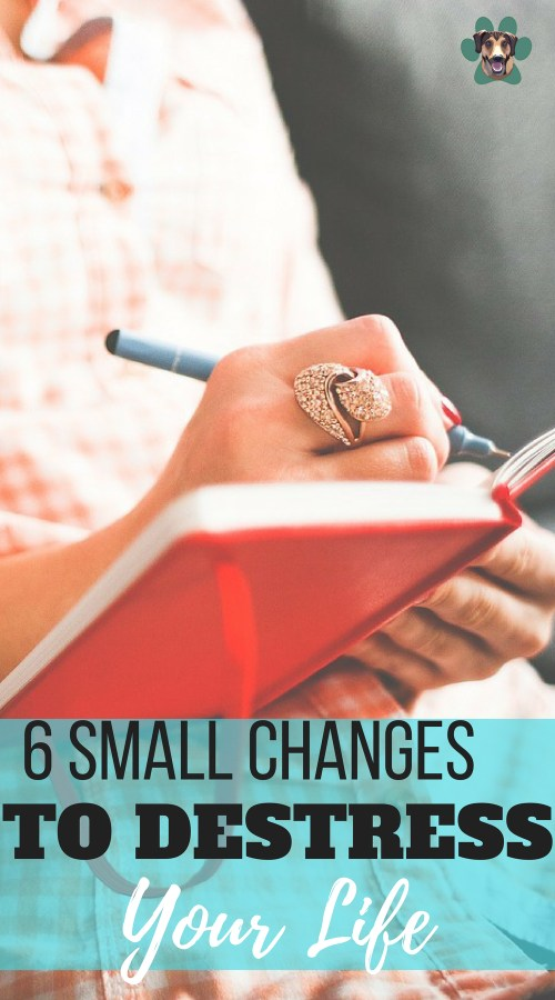 """We are all busy running this """"Rat Race"""". And no one wants to admit just how stressed out they are in it all. However, if you feel like you are feeling stressed more regularly, you need to make some changes. Just simple little changes can make all the difference. Here are 6 little things you can do to help de-stress."""