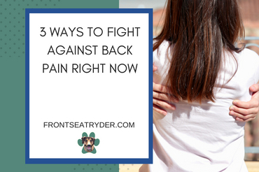 3 Ways to Fight Against Back Pain Right Now