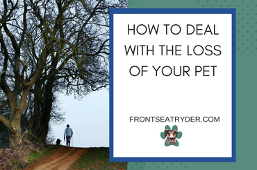 How to Deal with the Loss of Your Pet