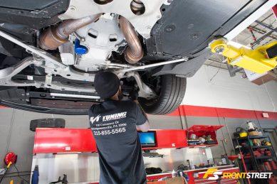 <i>Install:</i> Hotchkis Sport Sway Bar System – 2015 Corvette C7 Z51