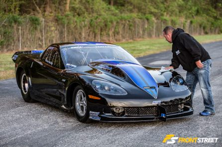 A Tale Of Two Corvettes – Mark Woodruff's Story Of Racing Redemption