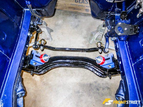 <i>Build Series:</i> Old School Labs Datsun 510 Resto Part 2, Undercar Mods