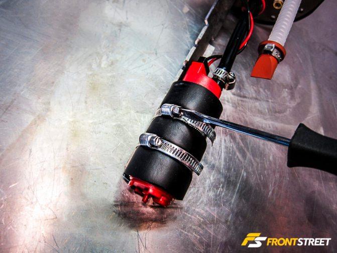 <i>Tech:</i> Carbureted to Performance EFI Fuel System Upgrade