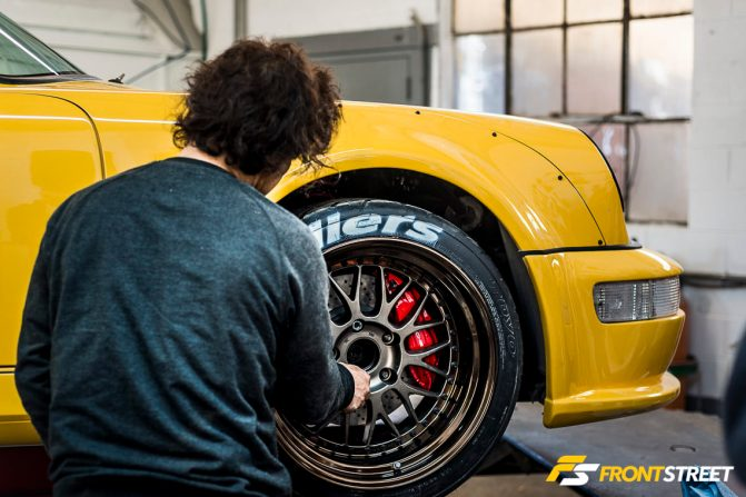 Performance Art: Akira Nakai Builds The RAUH-Welt Experience