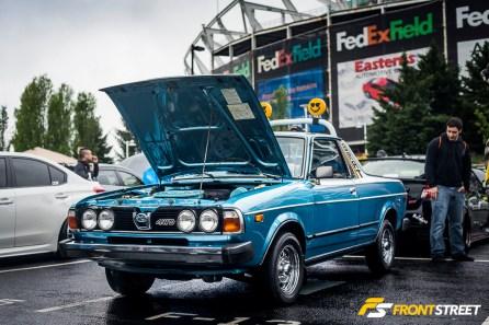 Soaked Subarus Swamped Boxerfest 2016