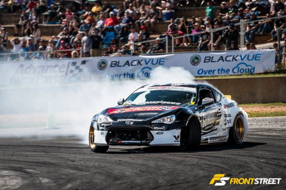 Champions Chase Out Challengers At Formula Drift Atlanta