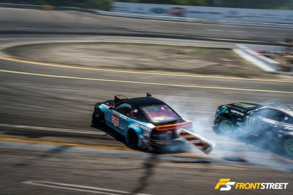 Formula Drift: Drama At The Jersey Shore