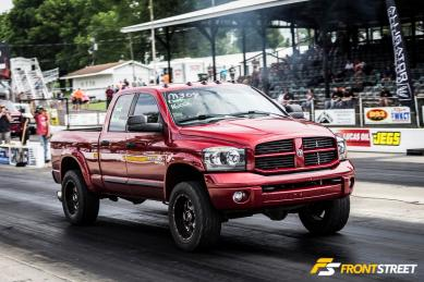 Kentucky Humidity, TS Performance, Diesel Drag Racing, And Chicken