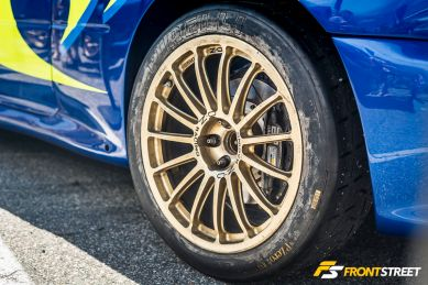 Subarus Rally Together For A Wicked Big Meet