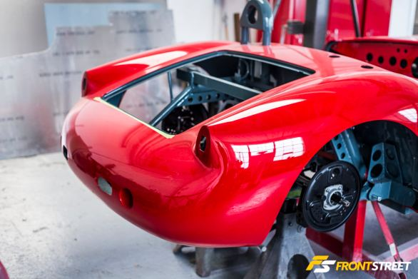 Remastering Antiquated Automotive Rarities at Redline Restorations