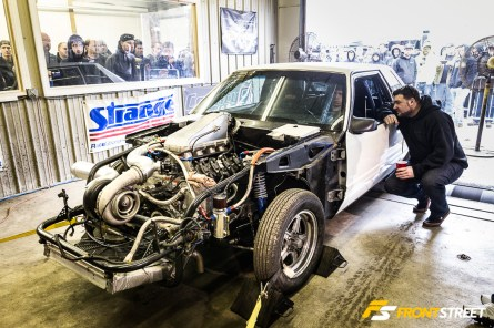 High Drama & High Power At Fonse Performance's Dyno Wars IV