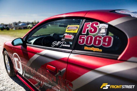 Krimpet's Legacy: Bill Tumas Goes NMRA Factory Stock Racing