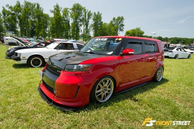 Hyperfest x Street Driven Tour x Tuner Evolution Take Over VIR