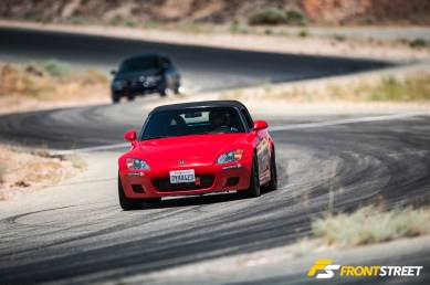 VTEC Club USA's Honda Matchup Tackles The Touge Stage