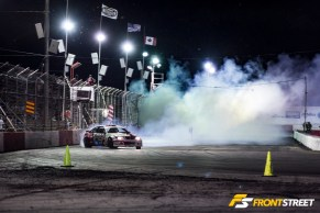 Deep Into The Night: Formula Drift's Tight Canadian Combat