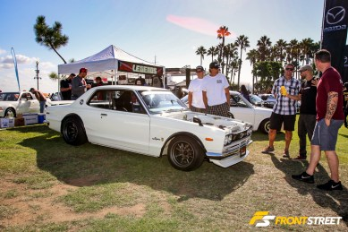 Vintage Import Car Heaven: Japanese Classic Car Show 2017