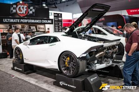 Automotive Embellishments Ignite Industry At The 2017 SEMA Show