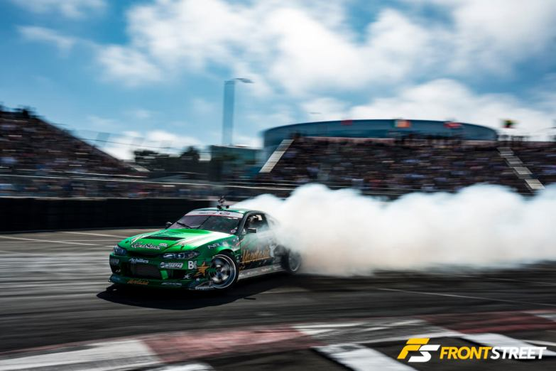 Why Formula Drift Long Beach is the Perfect Season Opener