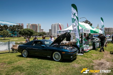 The 23rd Annual All Toyotafest Takes Over Long Beach