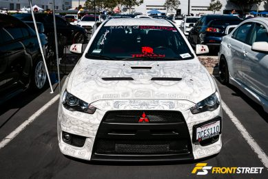 Lucky 13: Mitsubishi Owners Day 2018