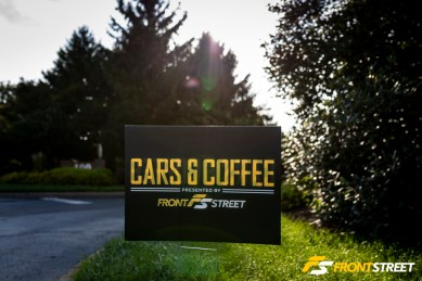 Wednesday Work Break: Front Street Cars & Coffee, August 2018