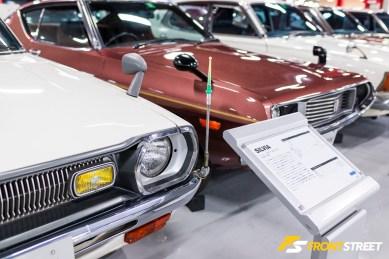 Wednesday Work Break: Nissan's Heritage Collection is a Japanese Hidden Gem